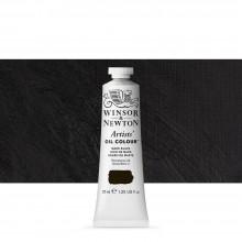 Winsor & Newton : Artists' : Oil Paint : 37ml : Mars Black