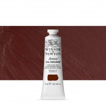 Winsor & Newton : Artists Oil Paint : 37ml : Mars Violet Deep