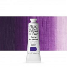 Winsor & Newton : Artists' : Oil Paint : 37ml : Mauve (Blue)