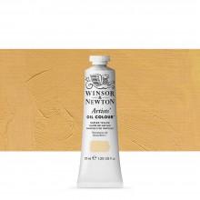 Winsor & Newton : Artists Oil Paint : 37ml Tube : Naples Yellow