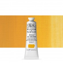 Winsor & Newton : Artists' : Oil Paint : 37ml : Naples Yellow Deep