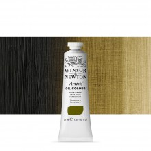 Winsor & Newton : Artists' : Oil Paint : 37ml : Olive Green