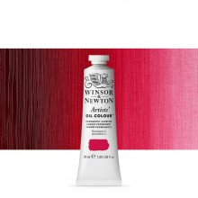 Winsor & Newton : Artists' : Oil Paint : 37ml : Permanent Carmine