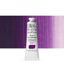 Winsor & Newton : Artists Oil Paint : 37ml : Permanent Mauve