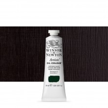 Winsor & Newton : Artists Oil Paint : 37ml : Perylene Black