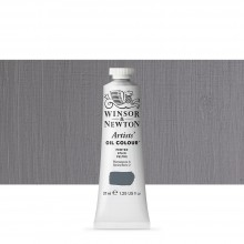 Winsor & Newton : Artists' : Oil Paint : 37ml : Pewter