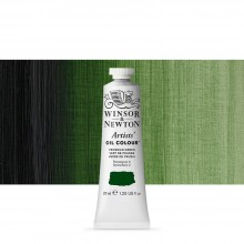 Winsor & Newton : Artists Oil Paint : 37ml Tube : Prussian Green