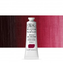 Winsor & Newton : Artists Oil Paint : 37ml : Purple Madder
