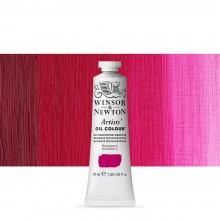 Winsor & Newton : Artists' : Oil Paint : 37ml : Quinacridone Magenta
