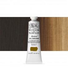 Winsor & Newton : Artists' : Oil Paint : 37ml : Raw Umber (Green)