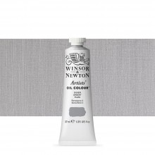 Winsor & Newton : Artists Oil Paint : 37ml Tube : Silver