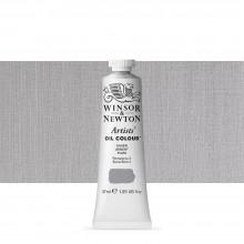 Winsor & Newton : Artists' : Oil Paint : 37ml : Silver