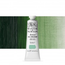 Winsor & Newton : Artists' : Oil Paint : 37ml : Terre Verte