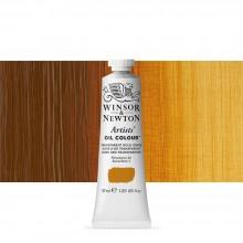 Winsor & Newton : Artists' : Oil Paint : 37ml : Transparent Gold Ochre