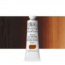 Winsor & Newton : Artists' : Oil Paint : 37ml : Transparent Brown Oxide