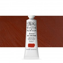 Winsor & Newton : Artists Oil Paint : 37ml Tube : Venetian Red
