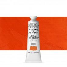 Winsor & Newton : Artists' : Oil Paint : 37ml : Winsor Orange