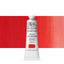 Winsor & Newton : Artists' : Oil Paint : 37ml : Winsor Red