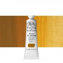 Winsor & Newton : Artists' : Oil Paint : 37ml : Yellow Ochre