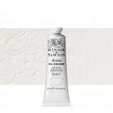 Winsor & Newton : Artists Oil Paint : 37ml : Zinc White