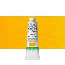 Winsor & Newton : Artists' Oil Paint : 37ml : Cadmium Free Yellow