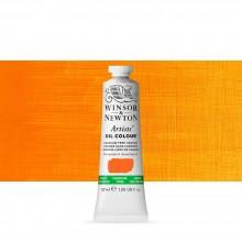 Winsor & Newton : Artists' Oil Paint : 37ml : Cadmium Free Orange