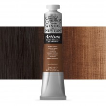 Winsor & Newton : Artisan : Water Mixable Oil Paint : 200ml : Burnt Umber