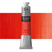 Winsor & Newton : Artisan : Water Mixable Oil Paint : 200ml : Cadmium Red Hue