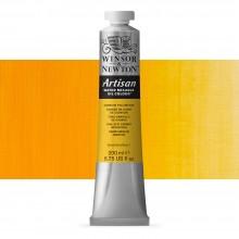 Winsor & Newton : Artisan : Water Mixable Oil Paint : 200ml : Cadmium Yellow Hue