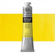 Winsor & Newton : Artisan : Water Mixable Oil Paint : 200ml : Lemon Yellow
