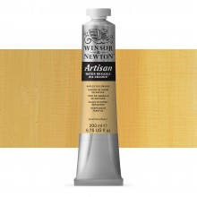 Winsor & Newton : Artisan : Water Mixable Oil Paint : 200ml : Naples Yellow Hue