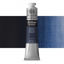 Winsor & Newton : Artisan : Water Mixable Oil Paint : 200ml : Paynes Gray