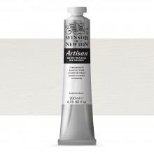 Winsor & Newton : Artisan : Water Mixable Oil Paint : 200ml : Titanium White