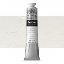 Winsor & Newton : Artisan : Water Mixable Oil Paint : 200ml : Zinc White