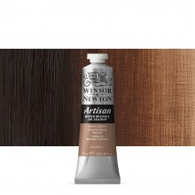 Winsor & Newton : Artisan : Water Mixable Oil Paint : 37ml : Burnt Umber
