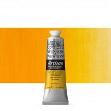 Winsor & Newton : Artisan : Water Mixable Oil Paint : 37ml : Cadmium Yellow Hue