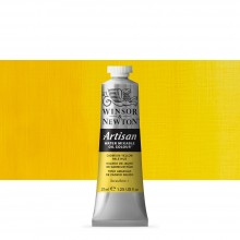 Winsor & Newton : Artisan : Water Mixable Oil Paint : 37ml : Cadmium Yellow Pale Hue