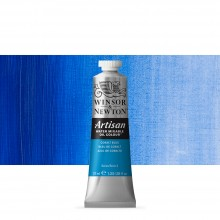 Winsor & Newton : Artisan : Water Mixable Oil Paint : 37ml : Cobalt Blue