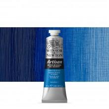 Winsor & Newton : Artisan Water Mixable Oil Paint : 37ml : Cobalt Blue Hue