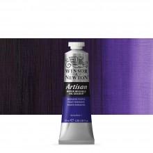 Winsor & Newton : Artisan : Water Mixable Oil Paint : 37ml : Dioxazine Purple