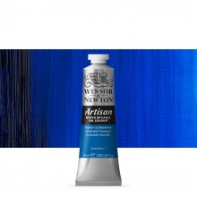 Winsor & Newton : Artisan Water Mixable Oil Paint : 37ml : French Ultramarine