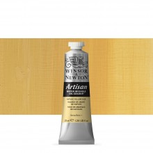 Winsor & Newton : Artisan : Water Mixable Oil Paint : 37ml : Naples Yellow Hue