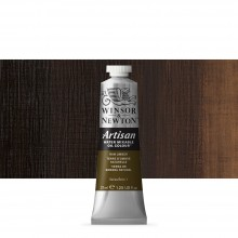 Winsor & Newton : Artisan : Water Mixable Oil Paint : 37ml : Raw Umber