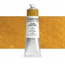 Williamsburg : Oil Paint : 150ml : Italian Lemon Ochre