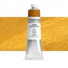 Williamsburg : Oil Paint : 150ml : Italian Yellow Ochre