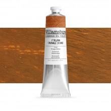 Williamsburg : Oil Paint : 150ml : Italian Orange Ochre