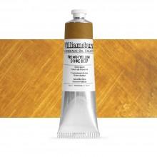 Williamsburg : Oil Paint : 150ml : French Yellow Ochre Deep
