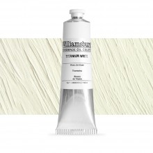 Williamsburg : Oil Paint : 150ml Titanium White