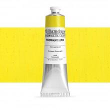 Williamsburg : Oil Paint : 150ml : Permanent Lemon
