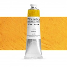 Williamsburg : Oil Paint : 150ml : Cobalt Yellow